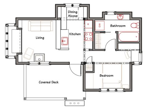 floor plans for a small house 1000 images about tiny floor plans on tiny