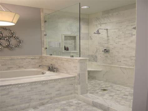 marble bathroom ideas grey bathroom fixtures carrara marble tile bathroom ideas