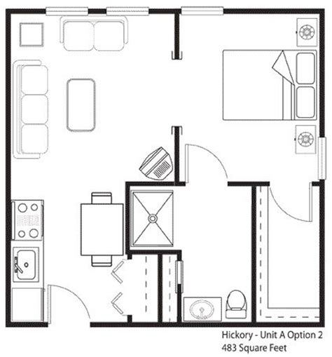 400 sq ft apartment best 25 apartment floor plans ideas on