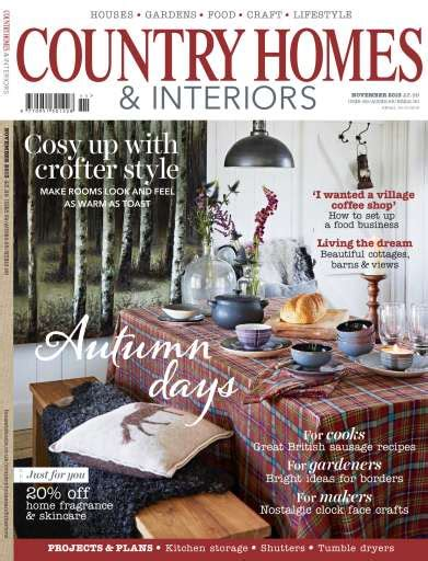 country home and interiors magazine country homes interiors magazine november 2013 subscriptions pocketmags