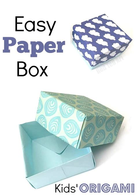 how to make a gift box out of card diy gift box ideas ted s