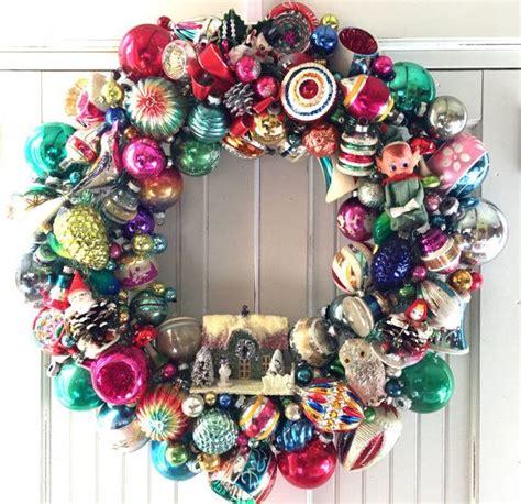 ornament wreaths for sale 25 unique ornament wreath ideas on
