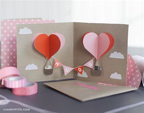 how to make a valentines pop up card diy pop up s card skip to my lou