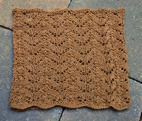 knit lace cowl pattern knitting patterns galore luck cowl