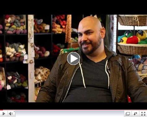 johnny vasquez knitting yarn crawl 2013