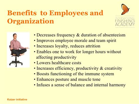 benefits of chair at work office on your chair