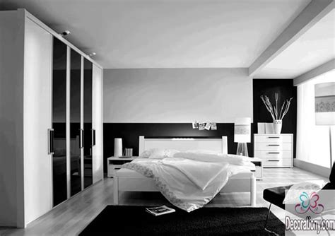 black and white modern bedrooms 35 affordable black and white bedroom ideas bedroom