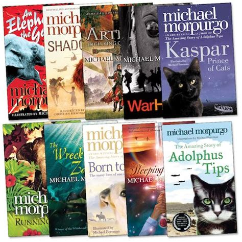 michael morpurgo picture books michael morpurgo pack scholastic club