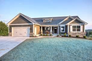 one story with basement house plans winsome craftsman house plans one story with basement