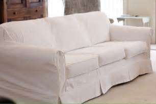 white slipcover for sofa fibers white slipcover