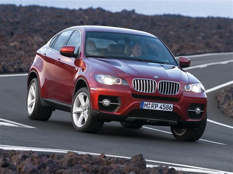 Car Wallpapers Bmw X6 by Bmw X6 Wallpaper Hd Car Wallpapers Id 275