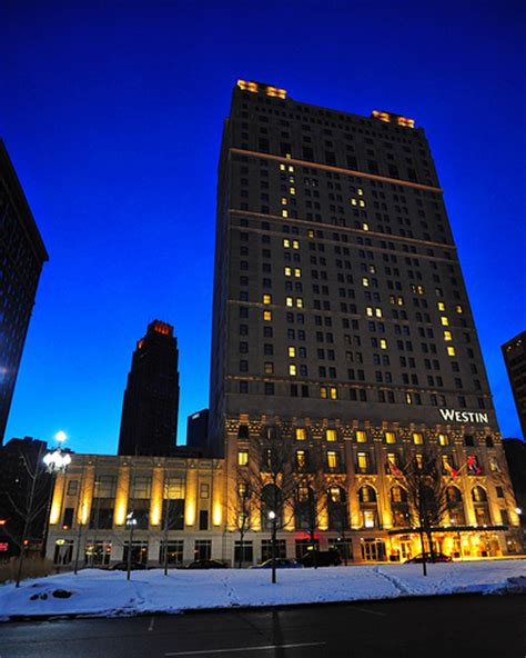 Cadillac Westin Detroit by Westin Cadillac Hotel Detroit Flickr Photo