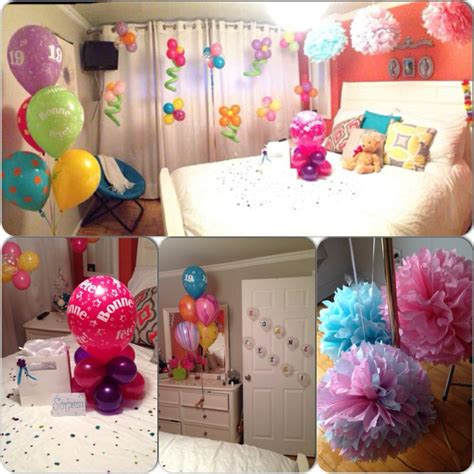 decorating my room for 17 best ideas about birthday room on