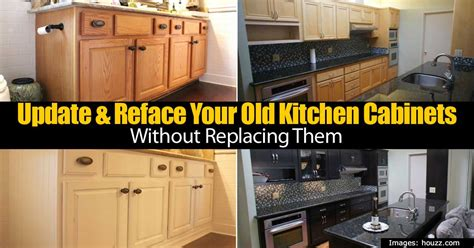how reface kitchen cabinets update reface your kitchen cabinets without