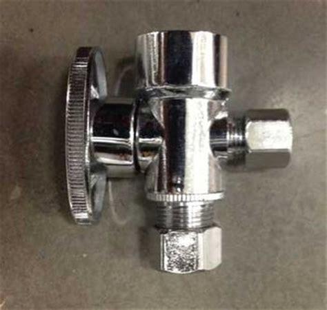 kitchen sink shut valve types of sink shut valves