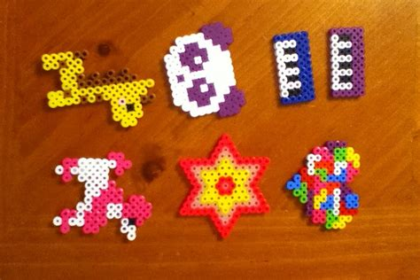 perler creations perler bead creations batch 2 by minecraftmusic75 on