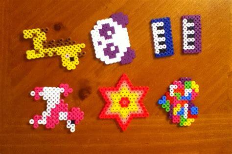 fuse bead creations perler bead creations batch 2 by minecraftmusic75 on