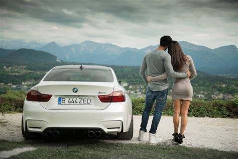 Car Landscape Wallpaper by Wallpaper Landscape Sports Car Bmw M4 Coupe