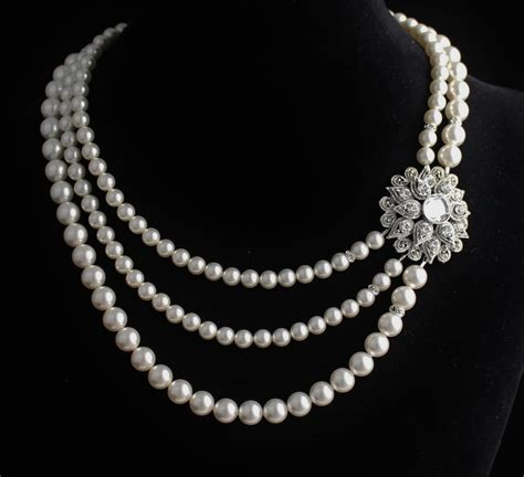 necklace designs 14 most pearl necklace designs really