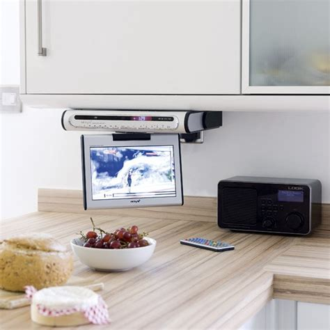 tv in kitchen ideas kitchen tv kitchens decorating ideas housetohome co uk