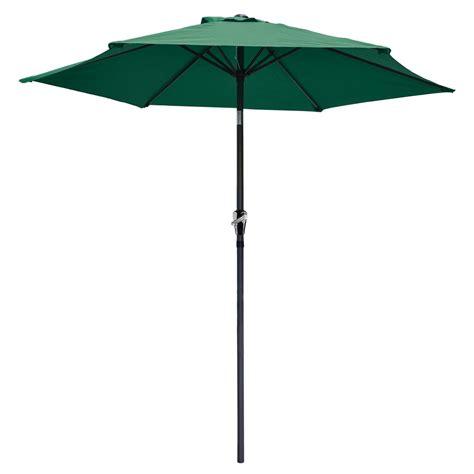 8 foot patio umbrella 8 patio umbrella galtech 8 x11 oval deluxe auto tilt
