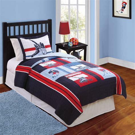 hockey comforter set hockey bedding bedding sets