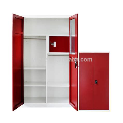 bedroom locker furniture metal cupboard big wardrobe furniture locker bedroom