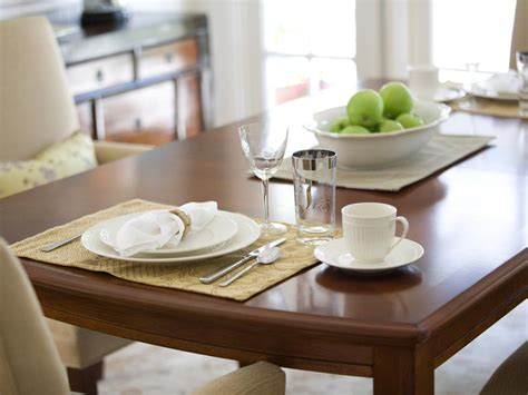 how to refinish a dining room table how to refinish a dining room table hgtv
