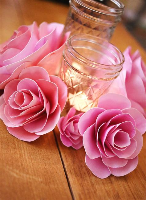 how to make from flowers how to make paper flowers www abeautifulmess