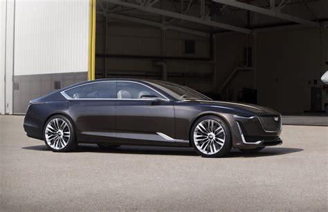 Cadillac Concept by Cadillac Escala Concept Revealed Previews Future Design