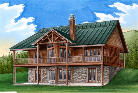 house plans with vaulted great room vaulted great room 24110bg architectural designs house plans