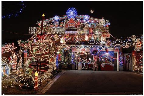 merry light display cool lights