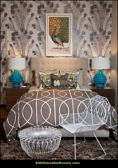 peacock bedroom theme decorating theme bedrooms maries manor peacock theme