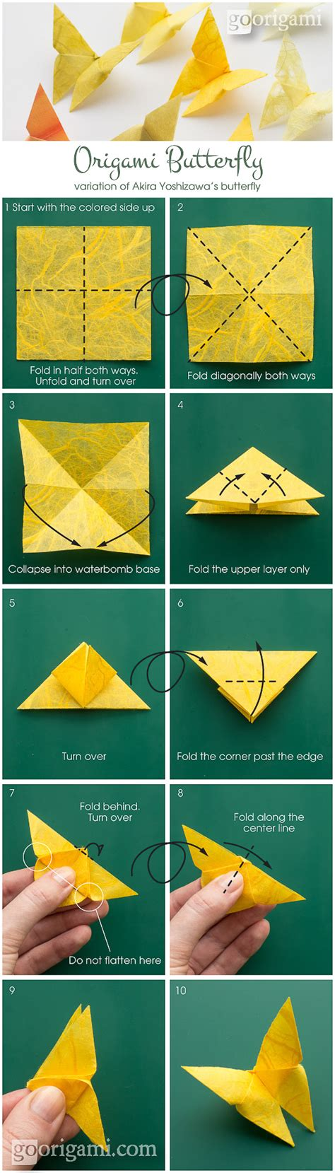 origami easy to make best origami butterfly go origami