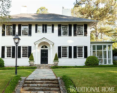 typical home get the look southern style architecture traditional home