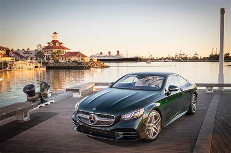Mercedes Magazine by Mercedes S Class Coupe 2018 Review Car Magazine