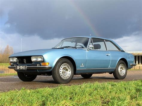 Peugeot 504 Coupe by Used Peugeot 504 Of 1975 110 000 Km At 20 950