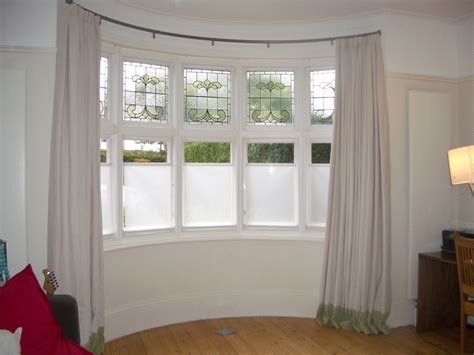 Bow Windows Home Depot curtain amazing bow window curtain rods curved rods for