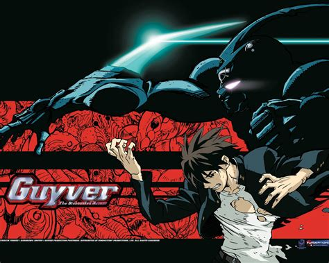 guyver the bioboosted armor guyver the bioboosted armor wallpaper and background
