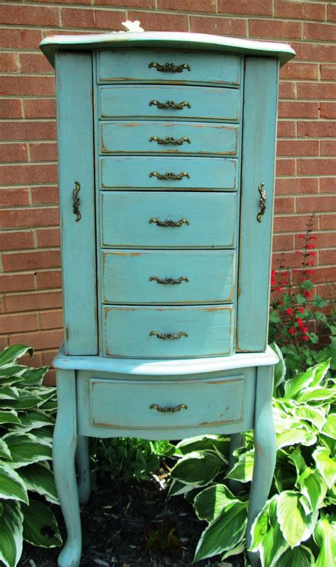 chalk paint jewelry armoire 1000 ideas about armoire redo on jewelry