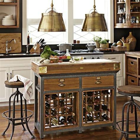 Kitchen Islands And Trolleys 64 unique kitchen island designs digsdigs