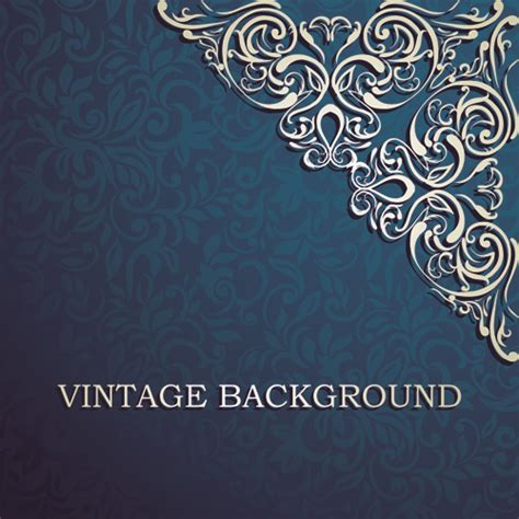 ornament background vintage background free vector 46 952 free