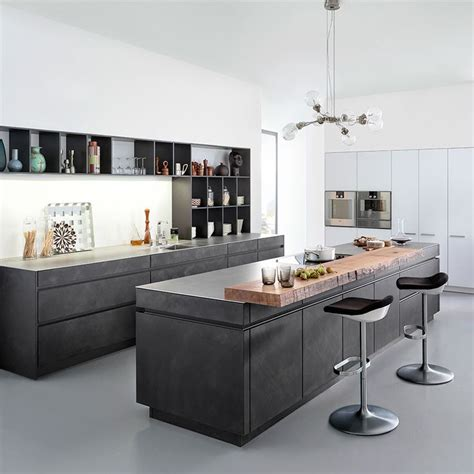 concrete kitchen design 25 best ideas about concrete kitchen on