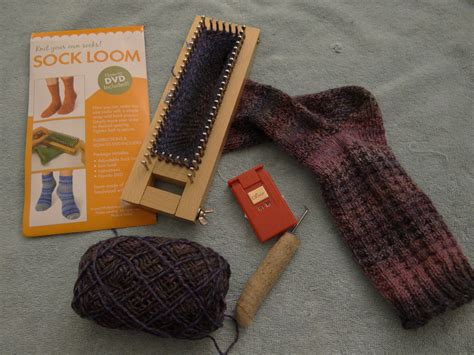 sock knitting loom 301 moved permanently