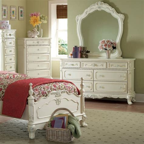 cinderella bedroom set dreamfurniture 1386t cinderella bedroom set