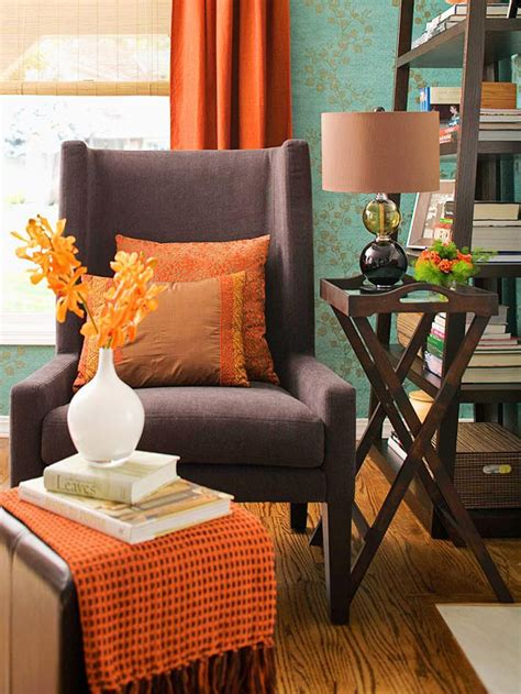 colour in decorations fall decorating fresh color combinations the inspired room