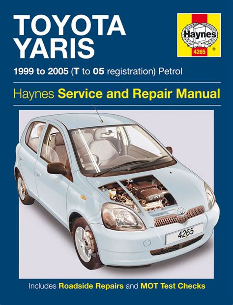 car repair manuals online pdf 1998 toyota celica engine control toyota yaris petrol 99 05 t to 05 haynes publishing