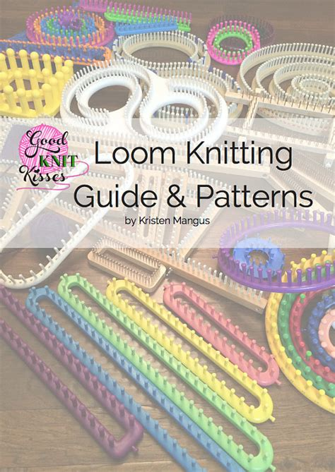 guide to knitting stitches loom knitting guide patterns 2nd edition