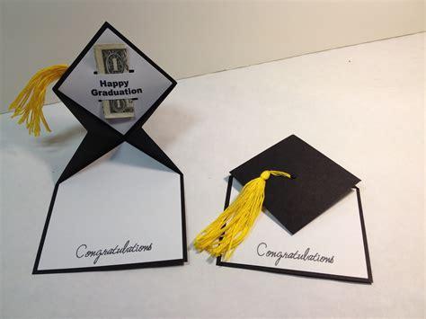 how to make a graduation cap card fairly crafty graduation card