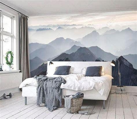 murals for bedroom walls best 25 mountain bedroom ideas on lodge
